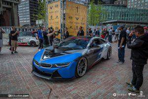 BMW i8 - Vorsteiner Wrap by KI Studios