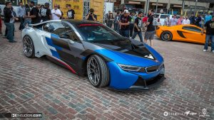 BMW i8 Vorsteiner Gold Rush Rally 2016 - GR8TEST