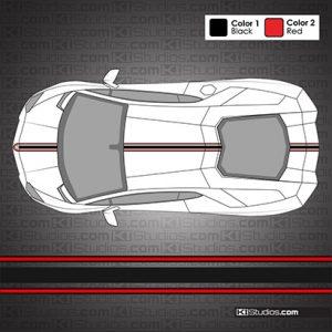 Lamborghini Aventador Strip Kit 003