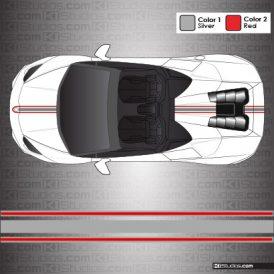 Lamborghini Huracan Spyder Stripes 003