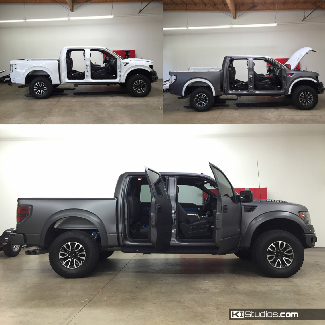 ford f150 raptor vinyl wrap