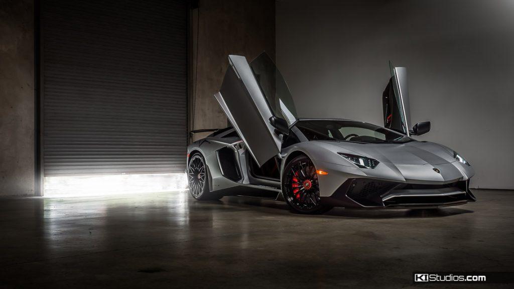 KI Studios O'Gara Aventador SV Clear Bra by Grubbs Photography