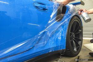 Porsche 991 GT3 RS Clear Bra