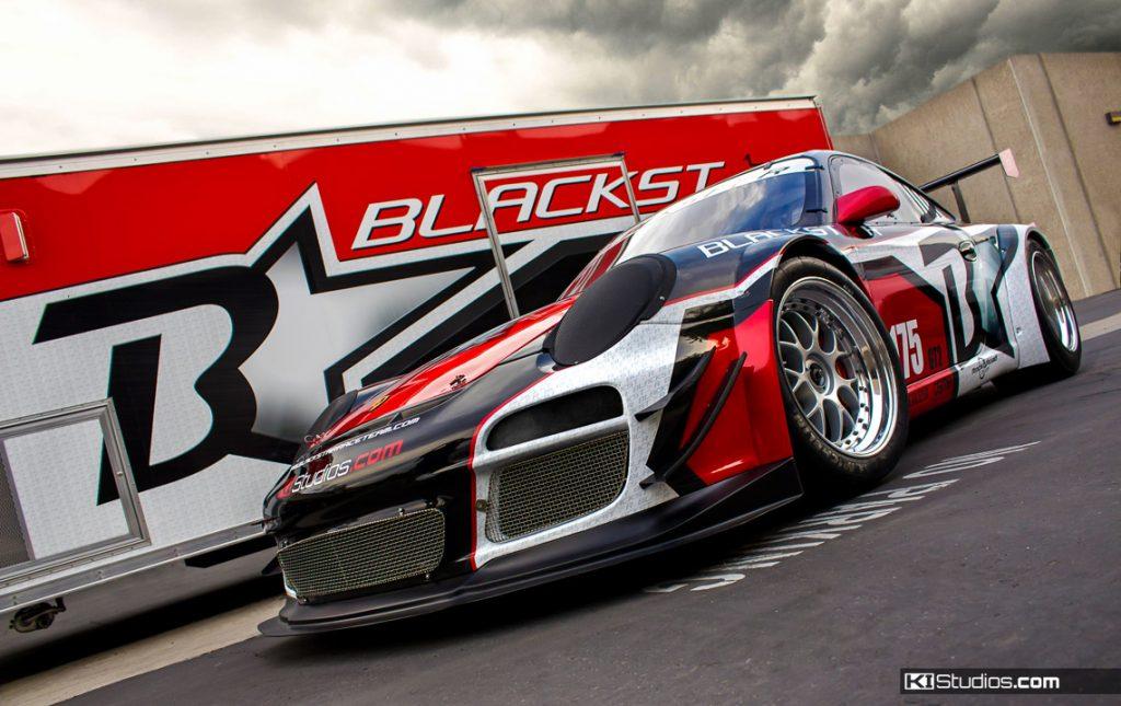 Wrap vs Paint - Race Cars