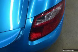 Porsche 987 Cayman S Car Wrap