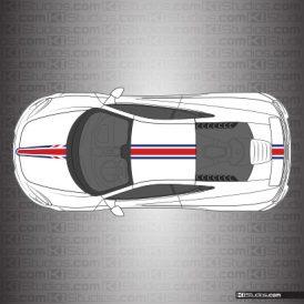 McLaren 650S Stripe Kit 004