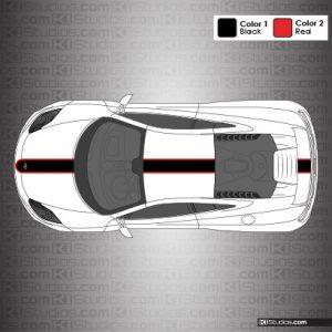McLaren MP4-12C Stripe Kit 001