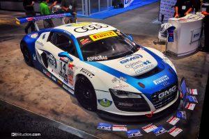 Audi R8 LMS Auto Motorsport - SEMA