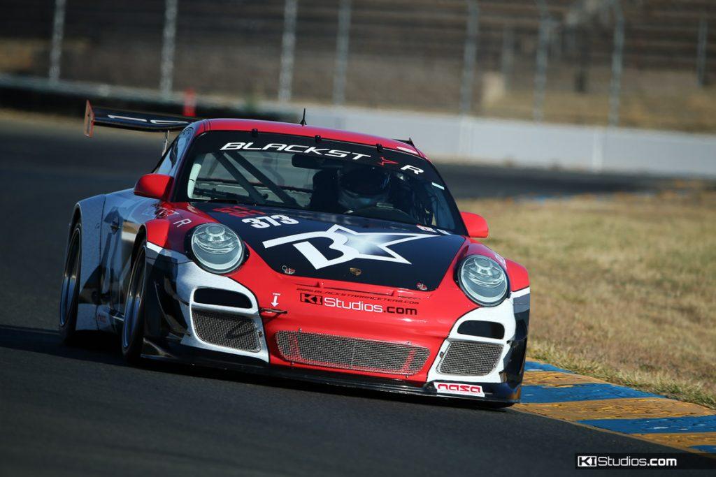 Blackstar Porsche 911 GT3 Cup