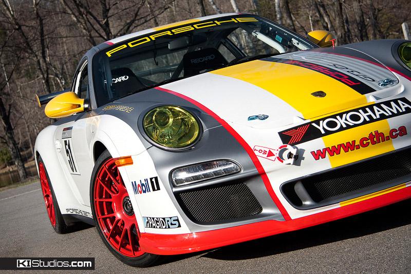 Porsche 911 GT3 RS Cup Livery