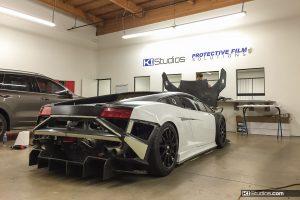 Lamborghini Gallardo Super Trofeo Color Change First Steps