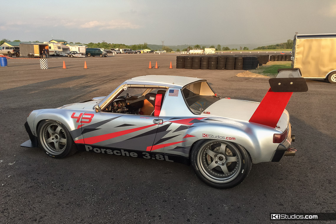 Racing Liveries Ki Studios