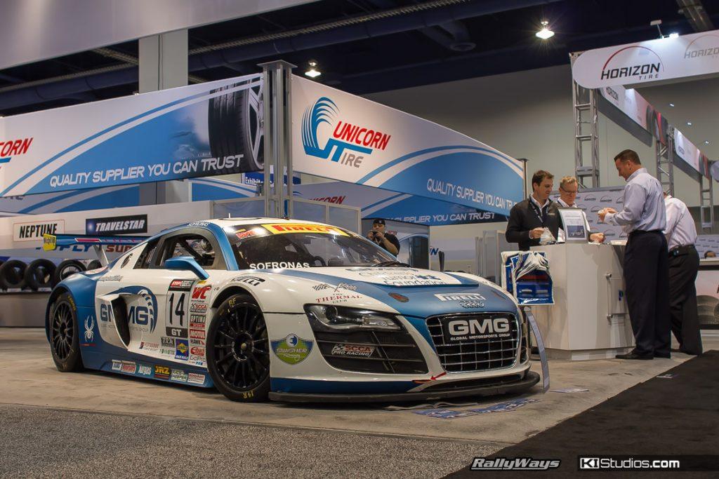 SEMA Audi R8 LMS - Audi Motorsport