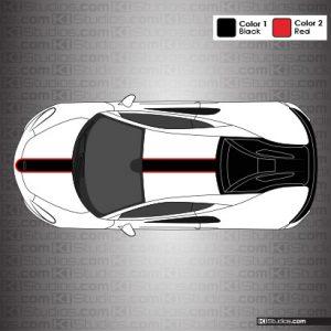 McLaren 570S Stripe Kit 001
