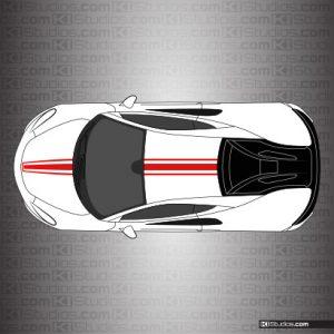 McLaren 570S Stripe Kit 002