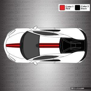 McLaren 570S Stripe Kit 003