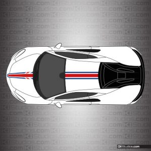 McLaren 570S Stripe Kit 004