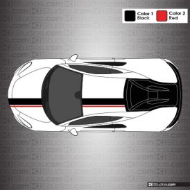 McLaren 570S Stripe Kit 005