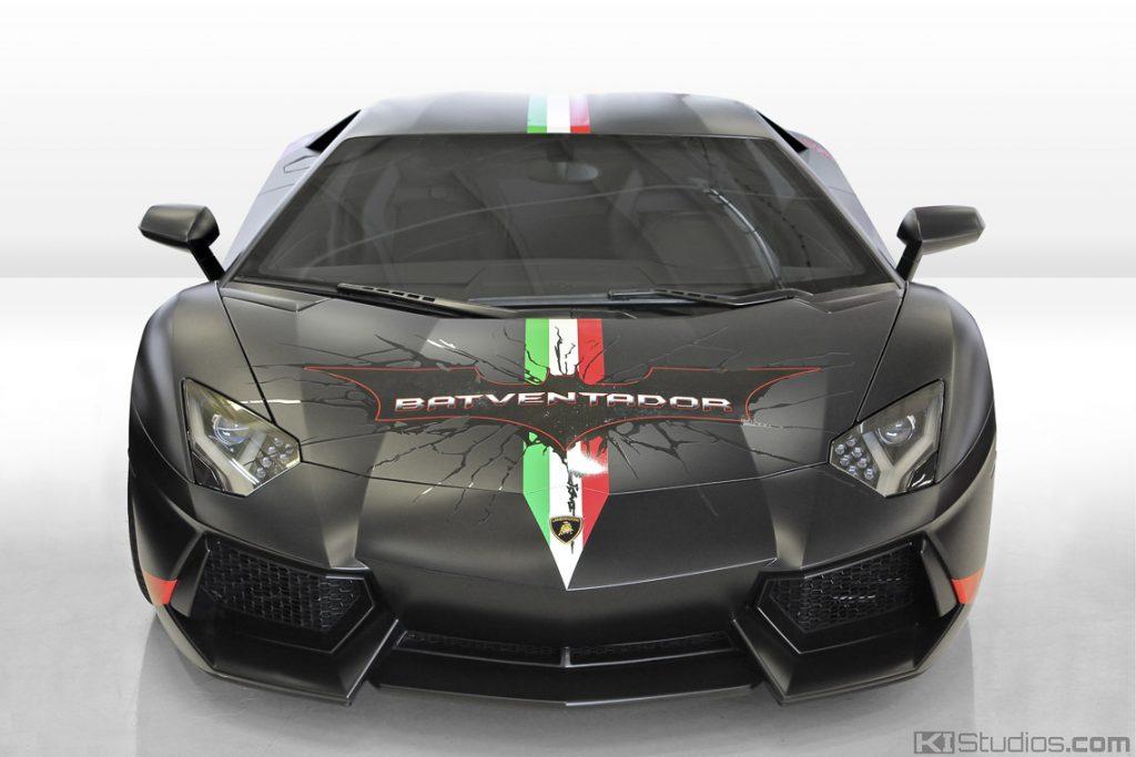 Batventador Lamborghini Aventador