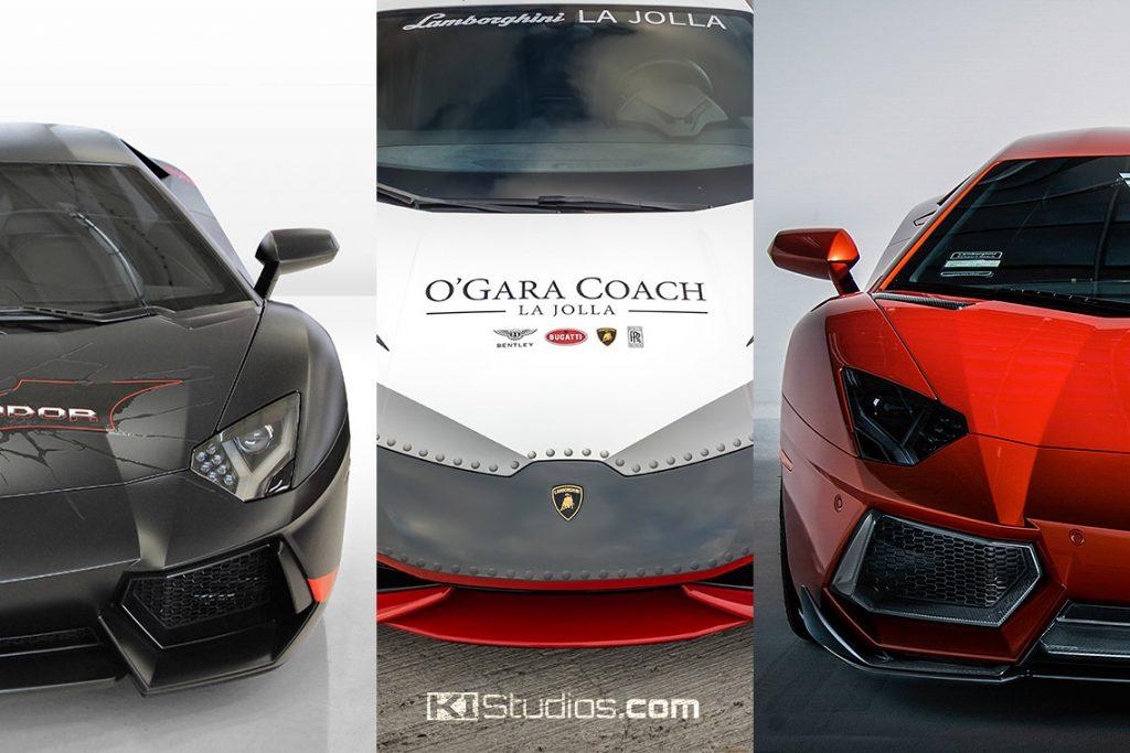 Lamborghini Wraps Cover - KI Studios