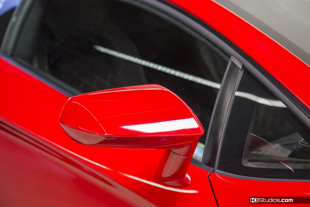 Lamborghini Aventador Side View Mirrors - KI Studios