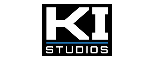 KI Studios Badge Logo