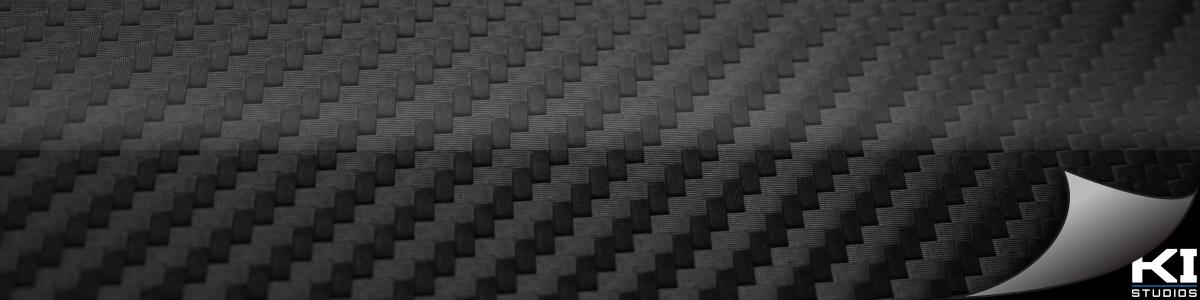 3M Matte Carbon Fiber Wrap Vinyl Swatch