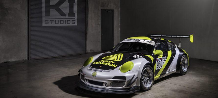Avery Dennison Porsche 911 GT3 Cup Car