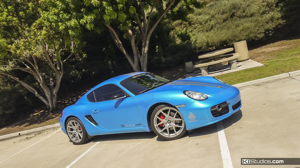 Change Colors Without Paint Wrap Your Car Ki Studios