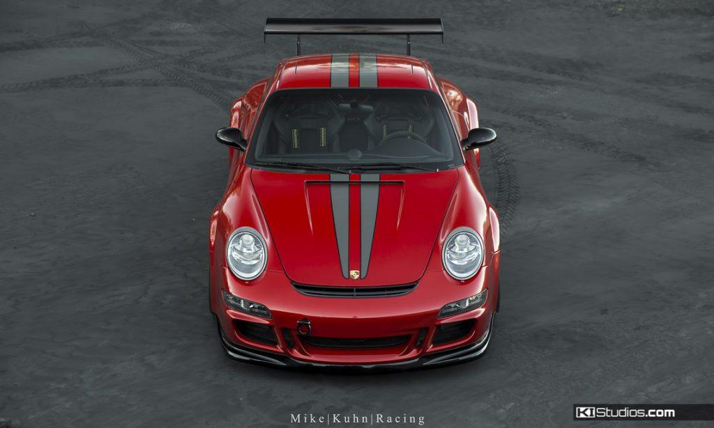 Porsche 997 GT3 Stripe Kit