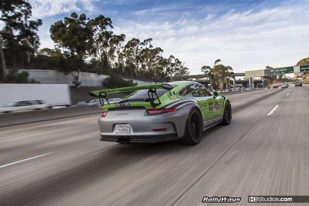 911 GT3 RS at Speed - KI Studios