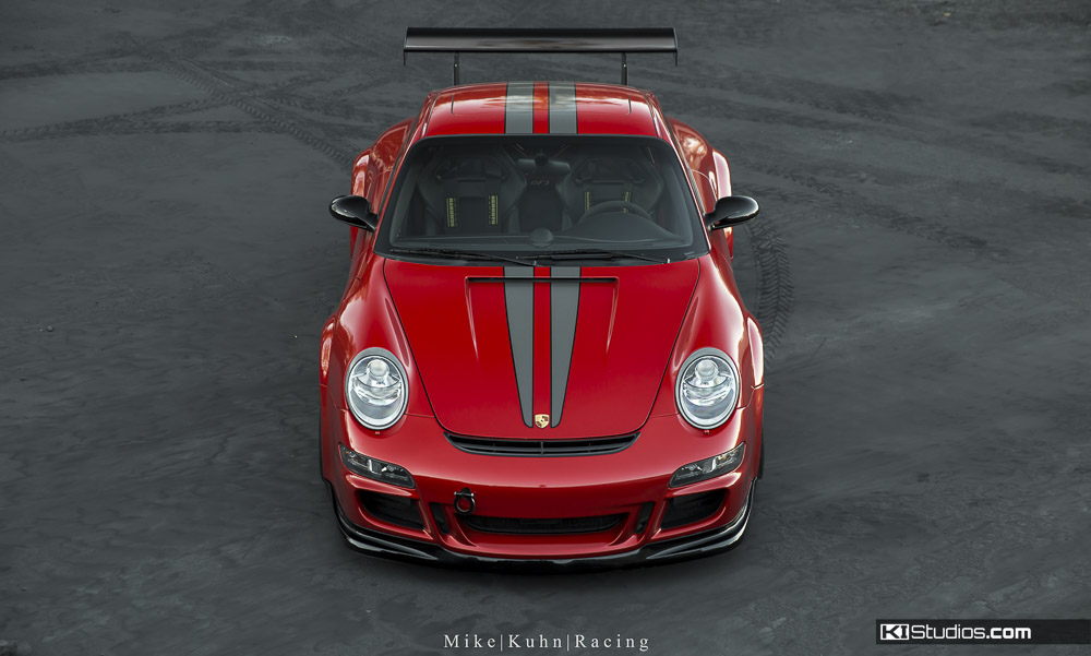 GT3 with Scuderia Stripes