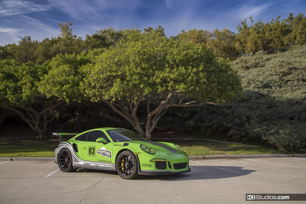 Martini Porsche 911 GT3 RS - KI Studios