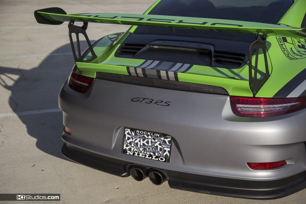 Martini Porsche Rear - KI Studios