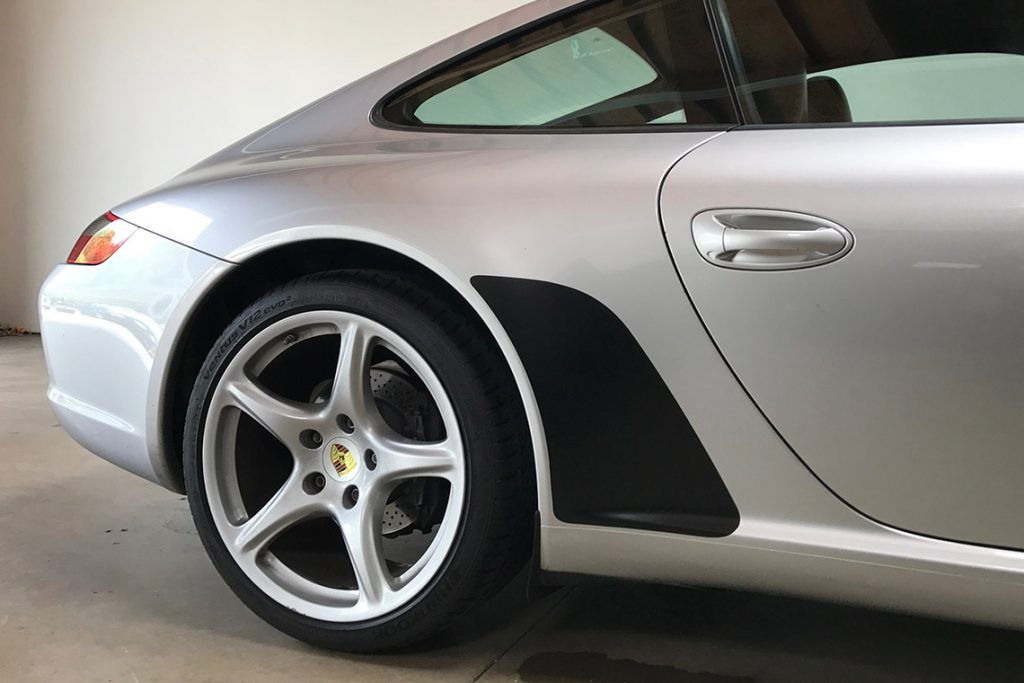 Porsche 997 Carrera Stone Guards by KI Studios