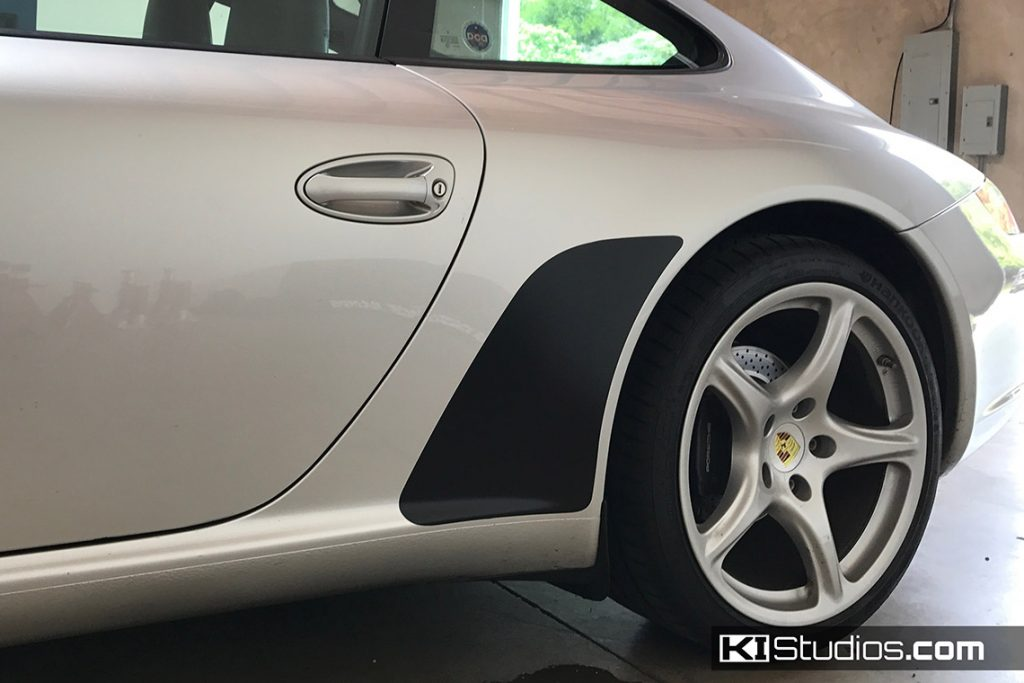 Porsche 911 Stone Guards - KI Studios