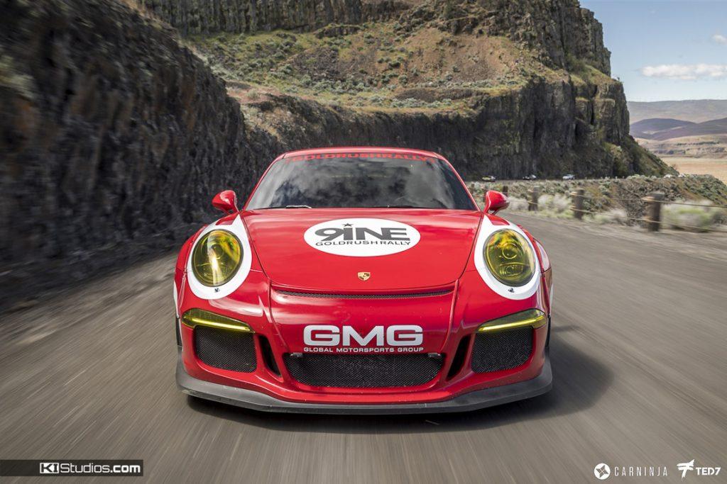 Salzburg Livery Porsche 991 GT3 - KI Studios