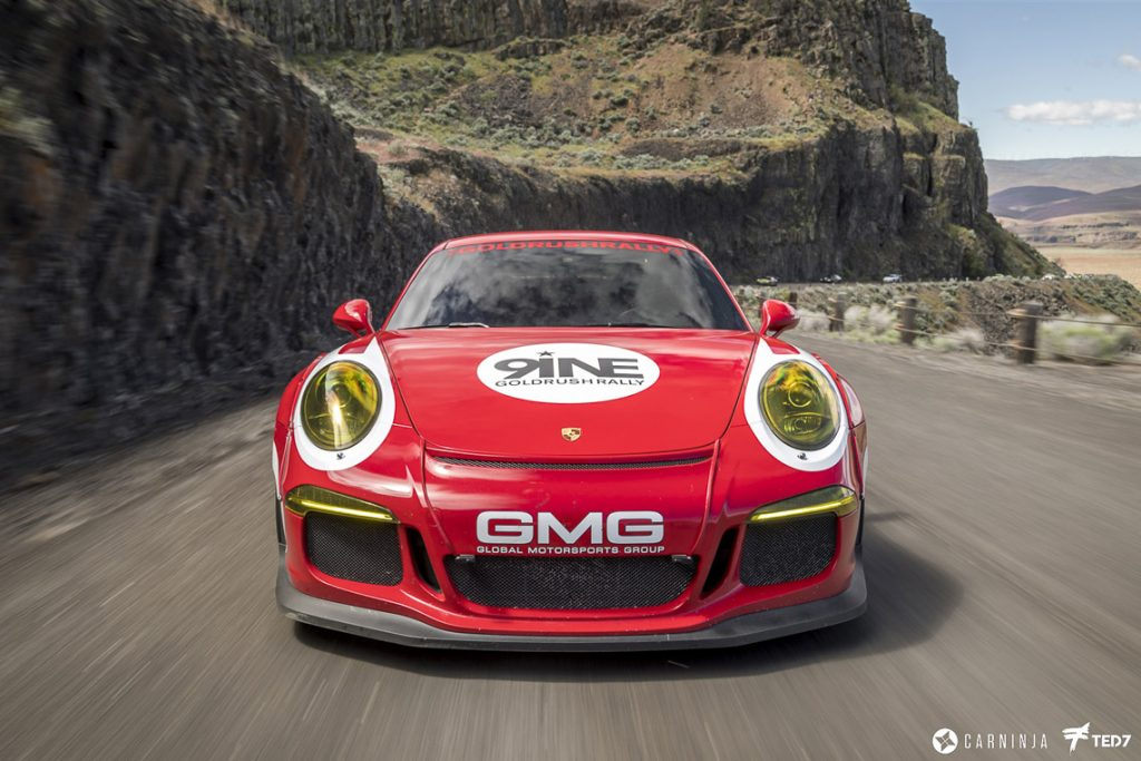 Salzburg Porsche 991 GT3 Car Wrap - KI Studios