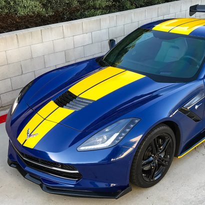 Corvette C7 Stripes - Kit 001 - KI Studios