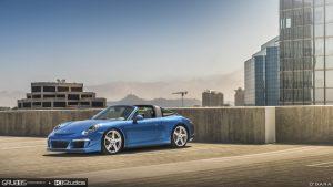 Porsche 991 Targa 4S RUF - KI Studios