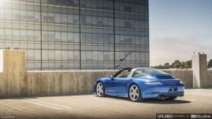RUF Porsche 991 Targa - KI Studios