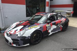 Porsche Camo Graphics by KI Studios
