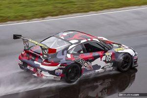 Porsche 911 Cup Camo Graphics by KI Studios