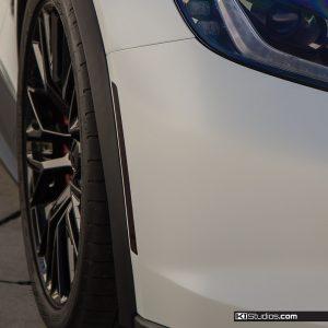 Corvette C7 Stingray Corner Marker Tint Kit - Fits C7 Stingray, Grand Sport and Z06.