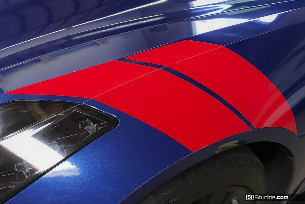 C7 Corvette Grand Sport Hash Marks by KI Studios