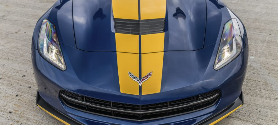 Precision Cut Chevrolet Corvette C7 Stripes