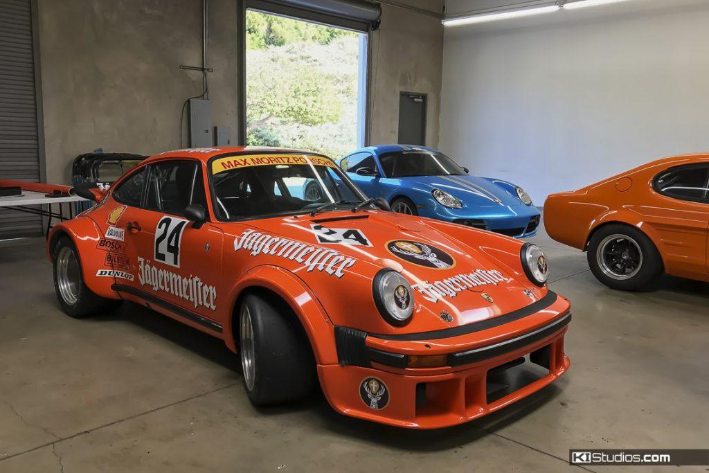 Jägermeister Porsche Livery Installed by KI Studios