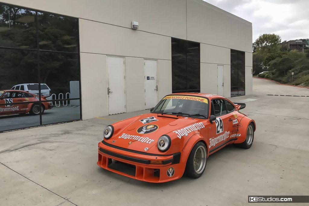 Porsche 911 Jagermeister by KI Studios