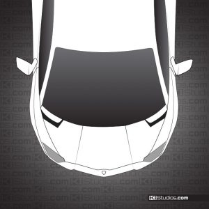 Lamborghini Aventador Light Smoke Headlight Tint by KI Studios
