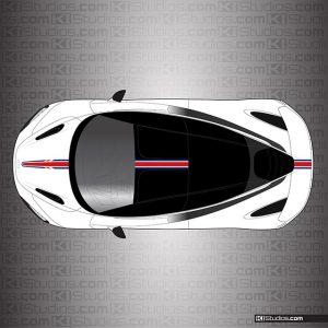 McLaren 720S Stripe Kit 004 by KI Studios